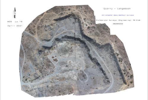 Quarry- DRONE Langebaan